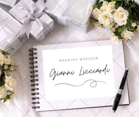 wedding manager